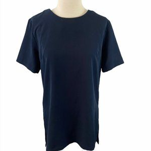 FOREVER 21 Navy Tunic Style Shirt